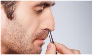 Zašto NI SLUČAJNO ne smijete da iščupate nijednu dlačicu iz nosa? Posljedice mogu da budu FATALNE