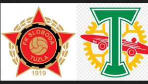 FK Sloboda Tuzla – FK Torpedo Moskva (UŽIVO)
