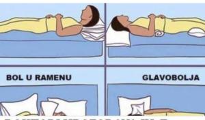 DOKTORI UPOZORAVAJU: Evo u kojem položaju morate da spavate kako biste izliječili ove bolesti