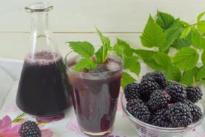 Recepti za domaći sok od kupine!