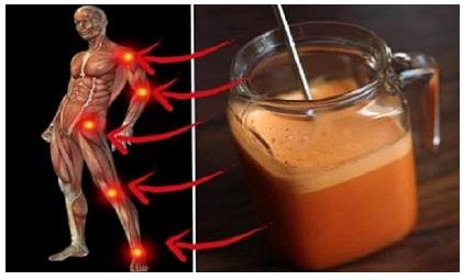 SUPER MOĆAN NAPITAK: Jača kosti i liječi upalne zglobove