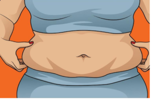 Zbog ove navike se gomila salo na stomaku: Većina žena nesvesno pravi ovu gresku celog života!