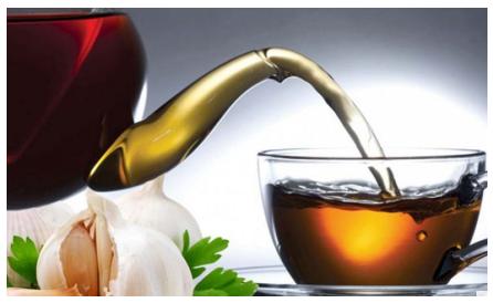 Čaj od BIJELOG LUKA štiti organizam od SVIH VIRUSA